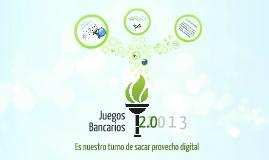 Juegos Bancarios 2013
