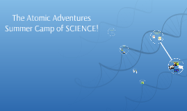 Day 1: The Atomic Adventures Summer Camp of SCIENCE!