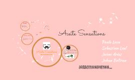 Aceite Sensations