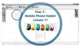Year 7 Mobile Phone Holder