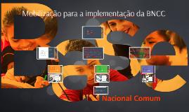 Mobilização para a Implementação da BNCC