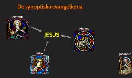 De synoptiska evangelierna