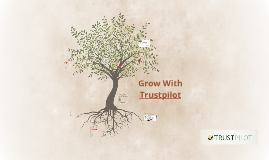 Trustpilot and Ancestry.com