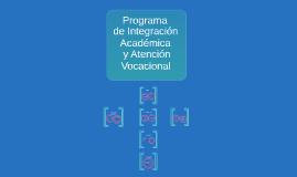 Copy of PROGRAMA DE INTEGRACIÓN ACADÉMICA Y ATENCIÓN VOCACIONAL
