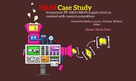 Copy of H&M CASE STUDY