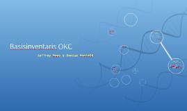 Basisinventarisatie OKC
