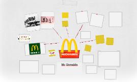 Copy of Mc Donalds