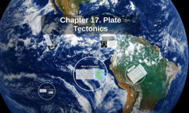 Chapter 17. Plate tectonics