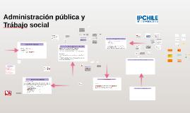 Administración publica y Trabajo social