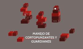 MANEJO DE CORTOPUNZANTES Y GUARDIANES