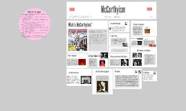 Copy of McCarthyism