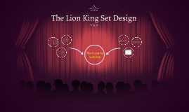 Copy of The Lion King Set Design