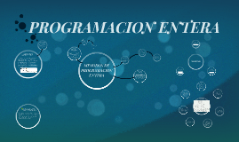 Copy of PROGRAMACION ENTERA