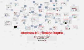 Infraestructura T.I. y Tecnologías emergentes