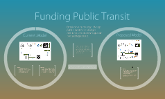 Funding Public Transit