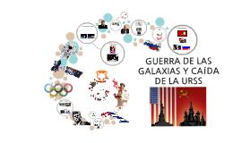 Copy of GUERRA DE LAS GALAXIAS Y CAÍDA DE LA URSS