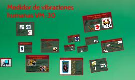 Medidor de vibraciones humanas VM-30