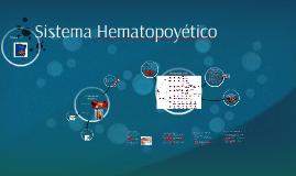 Sistema Hematopoyético