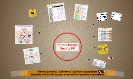 How to Design Quality PD