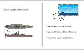 Ships in WW2