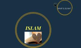 Copy of Copy of ISLAM