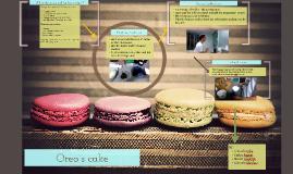 Oreo´s cake