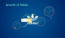 Growth of Adidas