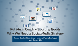 Put Me in Coach – Sporting Goods