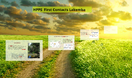 HPPS  First Contact Lakemba