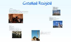 Croatian Religon