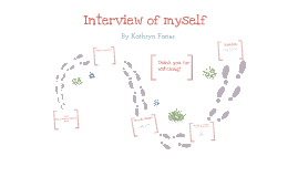 Interview of myself