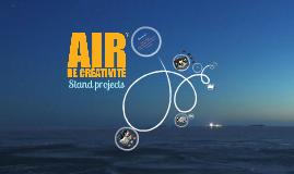 Air de Créativité - Realizzazione Stand