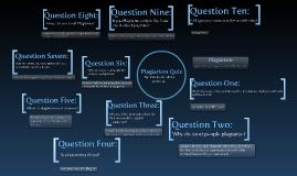 Plagerism Quiz