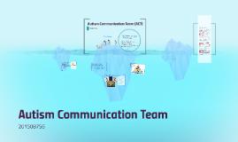 Autism Communication Team