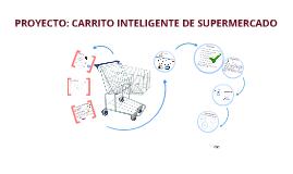 Proyecto Carro Inteligente de Supermercado
