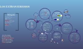 Copy of LOS EXTRANJERISMOS