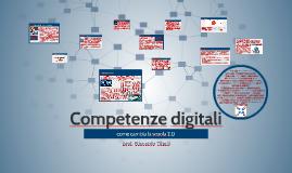 Copy of Competenze digitali
