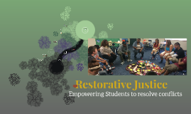 Copy of Restorative Justice in schools