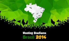 World Cup Stadiums Brazil 2014