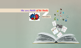 Copy of Copy of The Battle of the Books 2015
