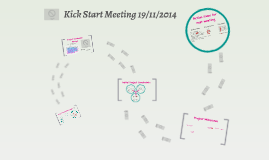 Kick Start Meeting 19/11/2014