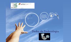 Dados de Embriologia