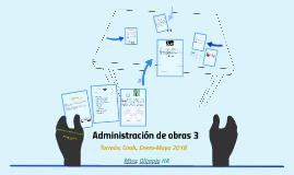 Administración contable  y financiera en las empresas constr