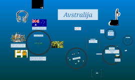 Avstralija: nekaj zanimivosti