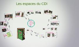 Le CDI, un lieu, des espaces...