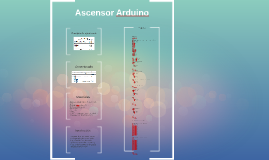 Copy of Ascensor Arduino