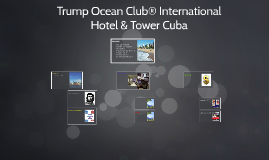Trump Ocean Club® International Hotel & Tower Panama