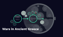 Wars in Ancient Greece