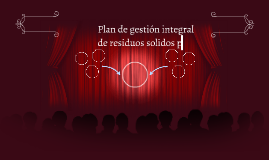 PLAN DE GETION INTEGRAL DE RE||||||