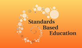 Standards Based Education